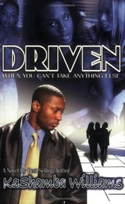 Cover of: Driven