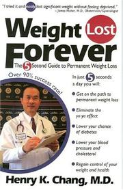 Cover of: Weight Lost Forever