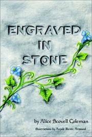 Cover of: Engraved in Stone