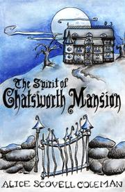 Cover of: The Spirit of Chatsworth Mansion