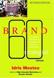 Cover of: 60-minute Brand Strategist