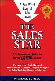 Cover of: The Sales Star | Michael Schell