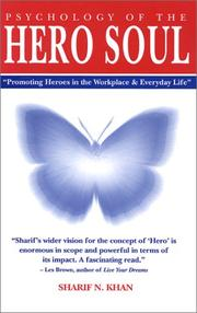 Cover of: Psychology of the Hero Soul | Sharif Khan