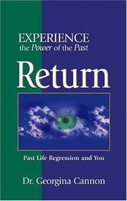 Cover of: Return | Georgina Cannon