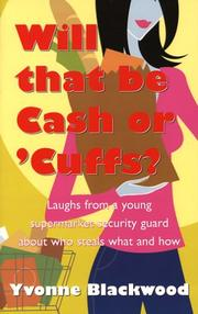 Cover of: Will That Be Cash Or 'Cuffs?