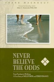 Cover of: Never Believe The Odds
