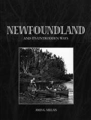Cover of: Newfoundland and Its Untrodden Ways