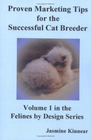 Cover of: Proven Marketing Tips for the Successful Cat Breeder
