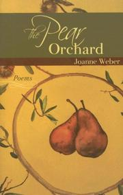 Cover of: The Pear Orchard