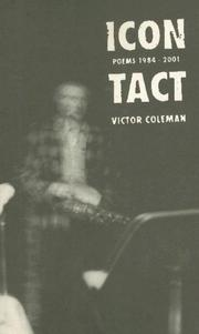 Cover of: Icon Tact