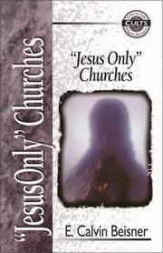 "Cover of: ""Jesus only"" churches"