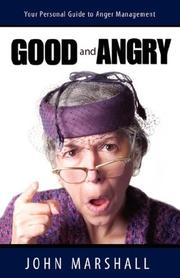 Cover of: Good and Angry!