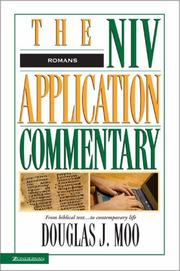 Cover of: Romans: The Niv Application Commentary