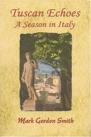 Cover of: Tuscan Echoes