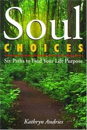 Cover of: Soul Choices
