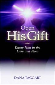 Cover of: Open His Gift