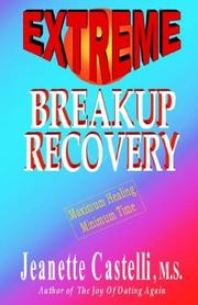 Cover of: Extreme Breakup Recovery