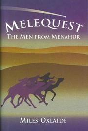 Cover of: Melequest | Miles Oxlaide