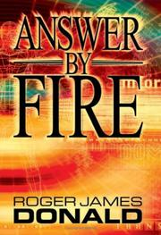 Cover of: Answer by Fire