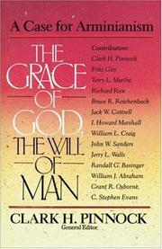 Cover of: Grace of God, the Will of Man, The