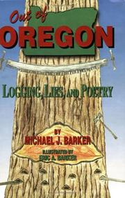 Cover of: Out of Oregon