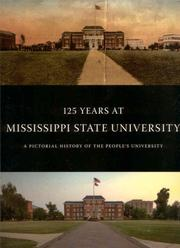 Cover of: 125 Years at Mississippi State University