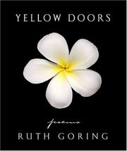 Cover of: Yellow Doors