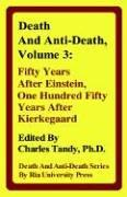 Cover of: Death and Anti-death |
