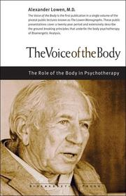 Cover of: The Voice of the Body