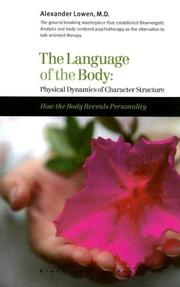 Cover of: The language of the body