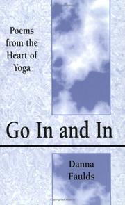 Cover of: Go In and In