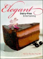 Cover of: Elegant Dairy-Free Entertaining