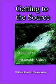 Cover of: Getting to the Source