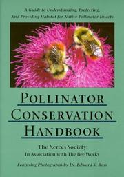 Cover of: Pollinator Conservation Handbook by Stephen L. Buchmann