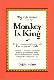 Cover of: When on the Mountain there is No Tiger, Monkey is King