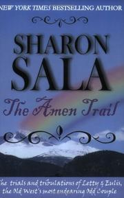 Cover of: The Amen Trail: The Continuing Fun-Filled Story of Letty and Eulis as They Make Their Way to Colorado