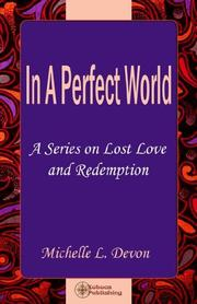 Cover of: In a Perfect World