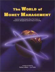 The World of Money Management