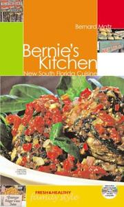 Cover of: Bernies Kitchen