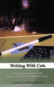 Cover of: Writing with Cats