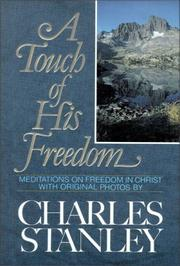 Cover of: A touch of his freedom