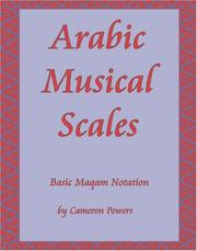 Cover of: Arabic musical scales