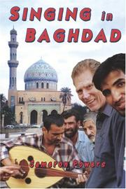 Cover of: Singing in Baghdad