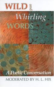 Cover of: Wild and Whirling Words