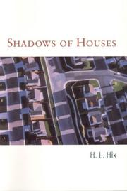Cover of: Shadows of Houses