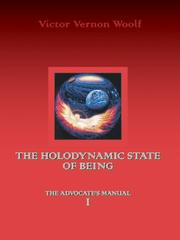 Cover of: The Holodynamic State of Being