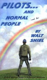 Cover of: Pilots and Normal People