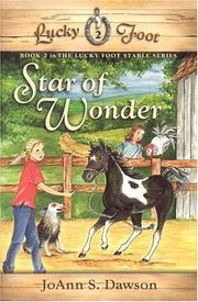 Cover of: Star of Wonder (Lucky Foot Stable)