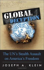 Cover of: Global Deception