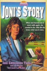 Cover of: Joni's story